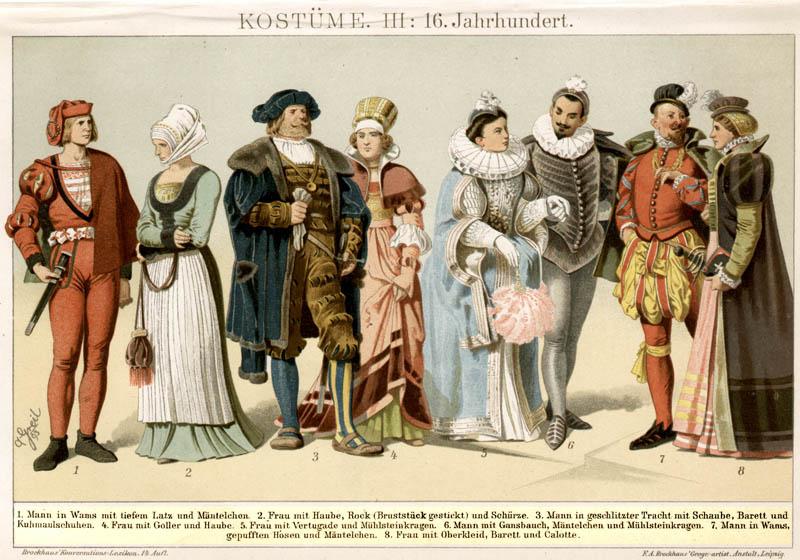 englishmen 17th century